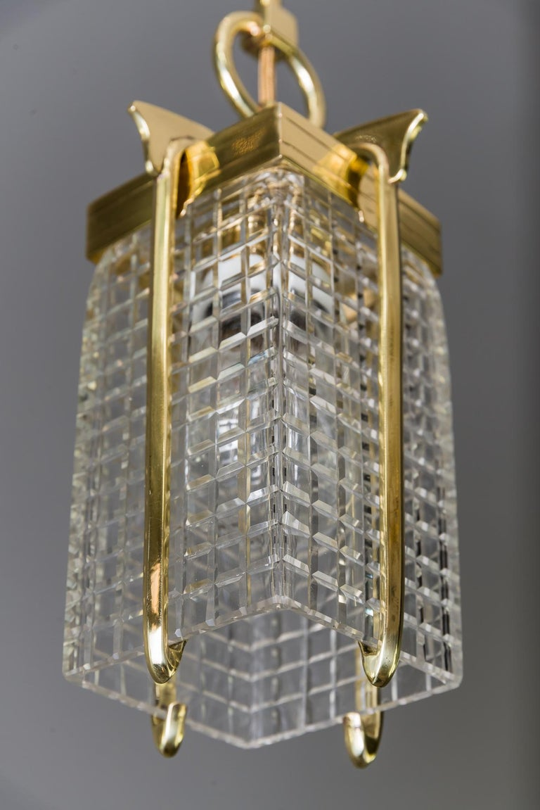 Early 20th Century Art Deco Pendant, Vienna, 1920s For Sale