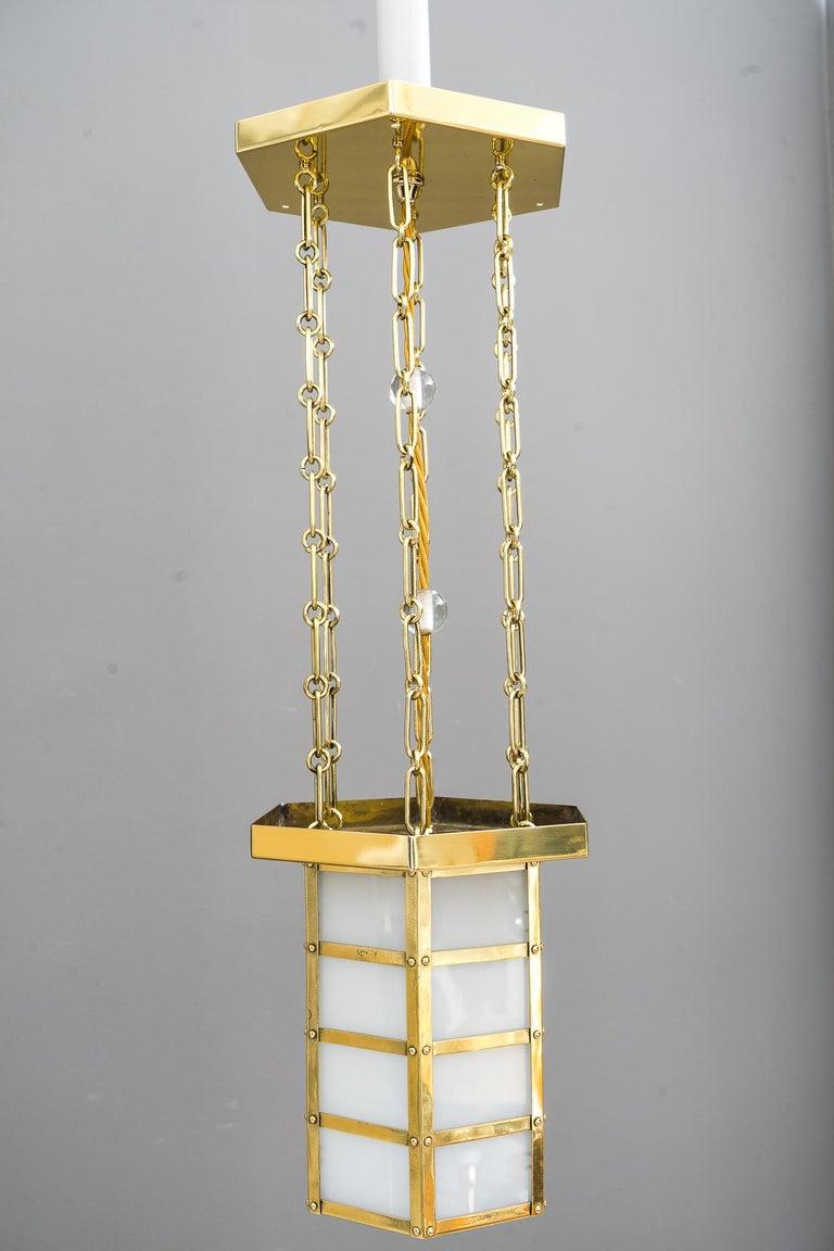 Art Deco Pendant, Vienna, circa 1920s In Good Condition For Sale In Wien, AT