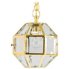 Art Deco Pendant Vienna Around 1920s in the Style of Adolf Loos