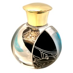 Art Deco Perfume Bottle by Karl Palda