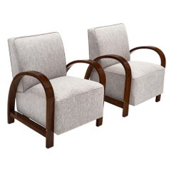 Art Deco Period French Armchairs