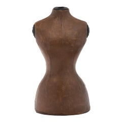 Art Deco Period French Couture Mannequin