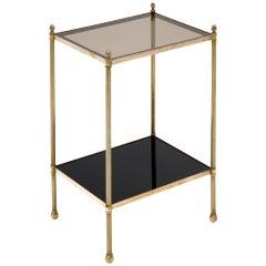 Art Deco Period Side Table by Maison Baguès