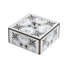 Art Deco Style Petite Jewelry Box