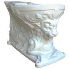 Art Deco Porcelain Bidet