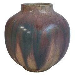 Art Deco Pottery Vase Charles Greber, circa 1930