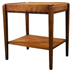 Art Deco Rectangular Side Table