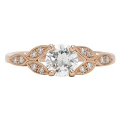 Revival Solitaire Rings