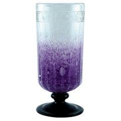 Art Deco Schneider Vase