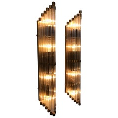 Art Deco Sconces in the Style of Petito