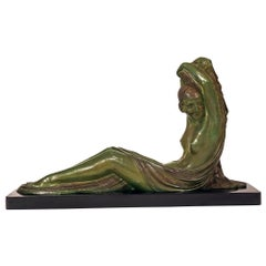 Art Deco Sculpture by Demetre Chiparus