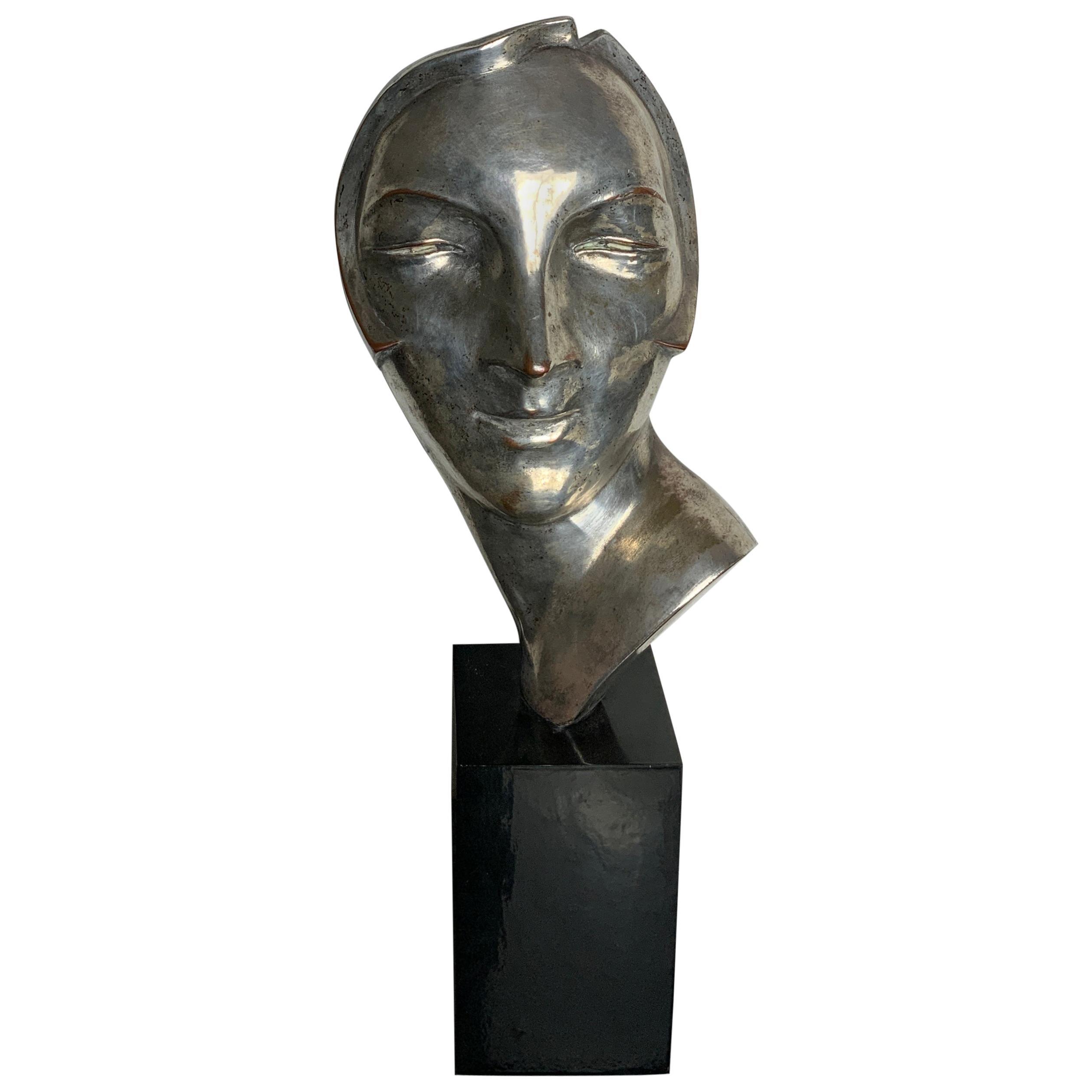 Art Deco Sculpture Guido Cacciapuoti