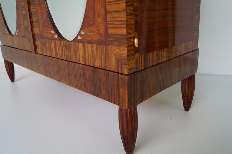Art Deco Secesja Wardrobe from 1900-1910 For Sale 6