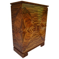 Art Deco Secesja Wardrobe from 1910-1920