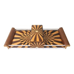 Art Deco Serving Tray by Paul Giordano
