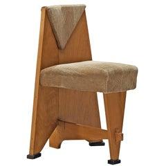 Art Deco Side Chair by Laurens Groen, 1924