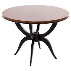 Art Deco Side Table, 1940s