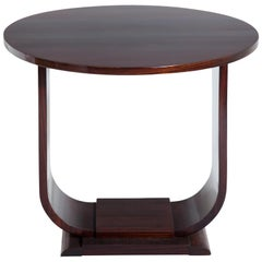 Art Deco Side Table, France, circa 1920