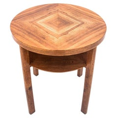 Art Deco Side Table from 1950s