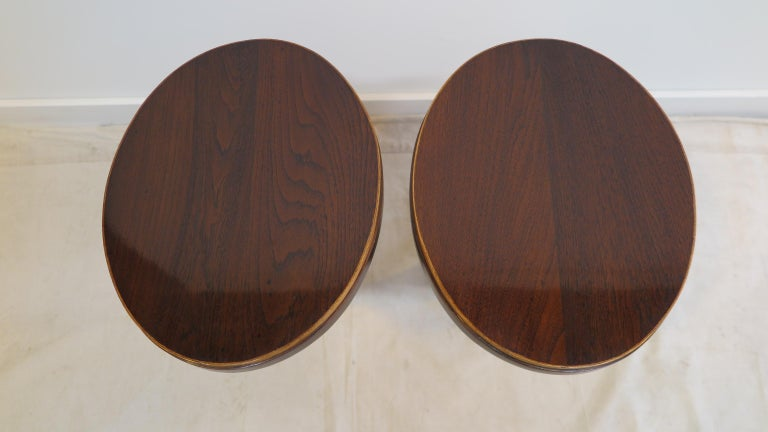 Mid-20th Century Art Deco Side Tables For Sale