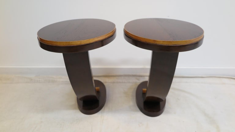 Art Deco Side Tables For Sale 3