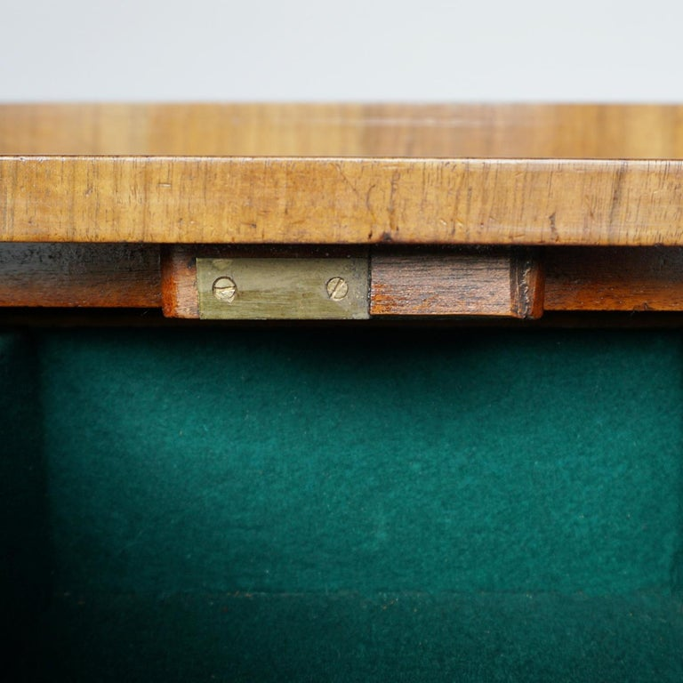 Art Deco Sideboard by Harry & Lou Epstein Burr & Figured Walnut, Circa 1935 For Sale 8
