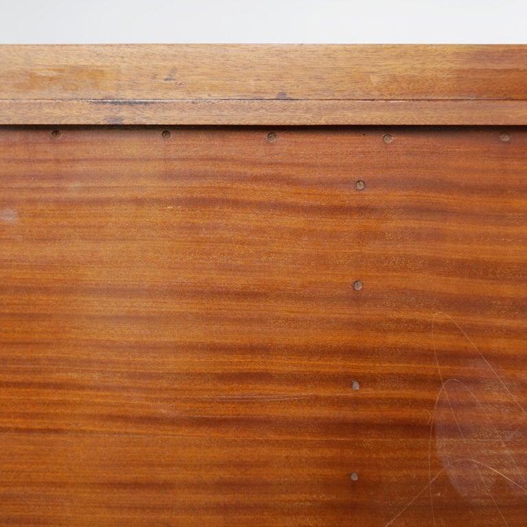 Art Deco Sideboard by Harry & Lou Epstein Burr & Figured Walnut, Circa 1935 For Sale 13