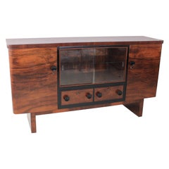 Art Deco Sideboard by Joaquim Tenreiro, 1940