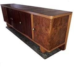 Art Deco Sideboard by Vittorio Dassi, Italy