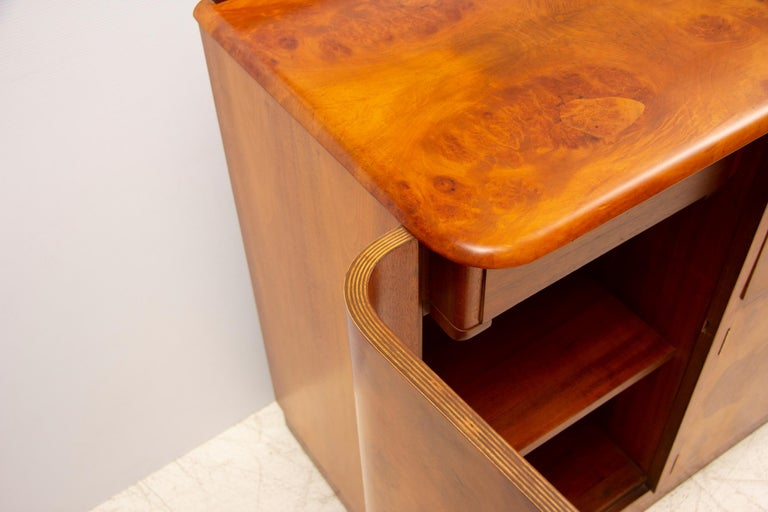 Art Deco Sideboard Credenza from Ireland For Sale 5