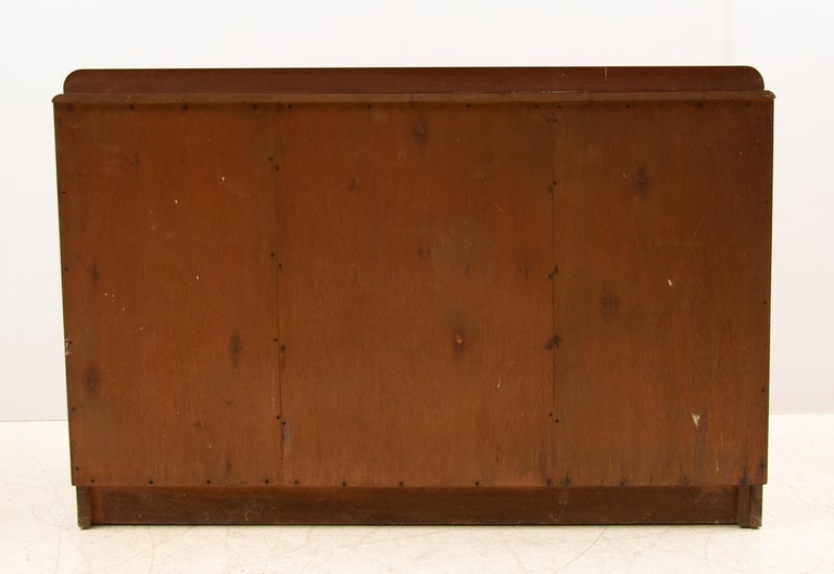 Art Deco Sideboard Credenza from Ireland In Good Condition For Sale In London, GB