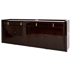 Art Deco Sideboard in the Style of Bruno Paul, Germany, 1920s