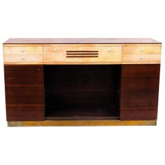 Art Deco Sideboard, Italy, 20th Century