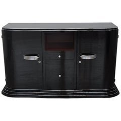 Art Deco Sideboard with a Stair Foot