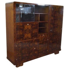 Art Deco Signed Sideboard from 1930