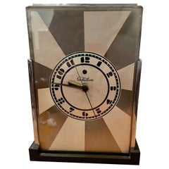Art Deco Table Clocks and Desk Clocks