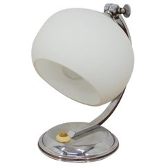 Art Deco Small Table Lamp, 1930s