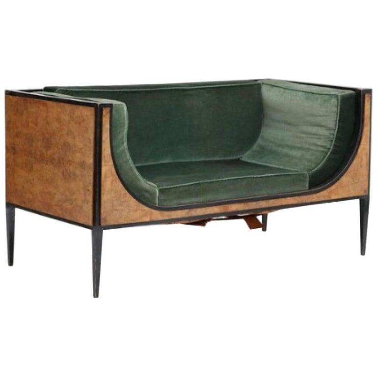 Art Deco Sofa For Sale
