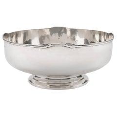 Art Deco Serving Bowls