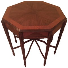 Art Deco Spider Leg Center Table