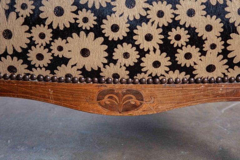 Art Deco Spoon Back Armchair 1