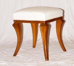Art Deco Footstools
