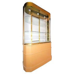 Art Deco Store Display Cabinet/Divider from Bullocks Wilshire