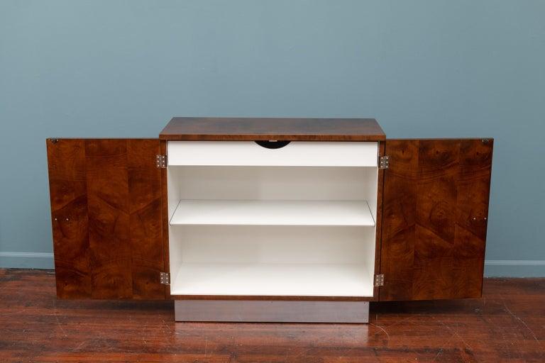 Art Deco Streamline Cabinet by Walter Dorwin Teague For Sale 1
