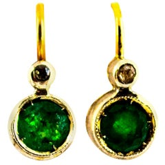 Luigi Ferrara Lever-Back Earrings