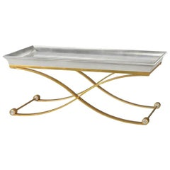 Art Deco Style Cocktail Table