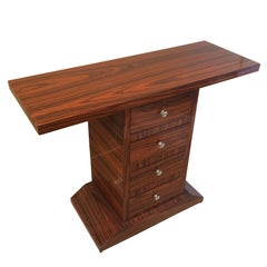 Art Deco Style Console or Hall Table