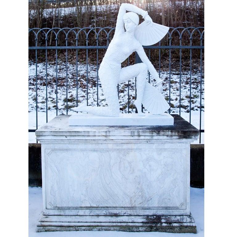Art Deco-Style Dancer, 21st Century For Sale 1