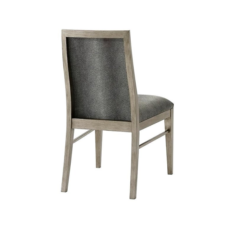 Art Deco Style Dining Chair In New Condition For Sale In Port Chester, NY