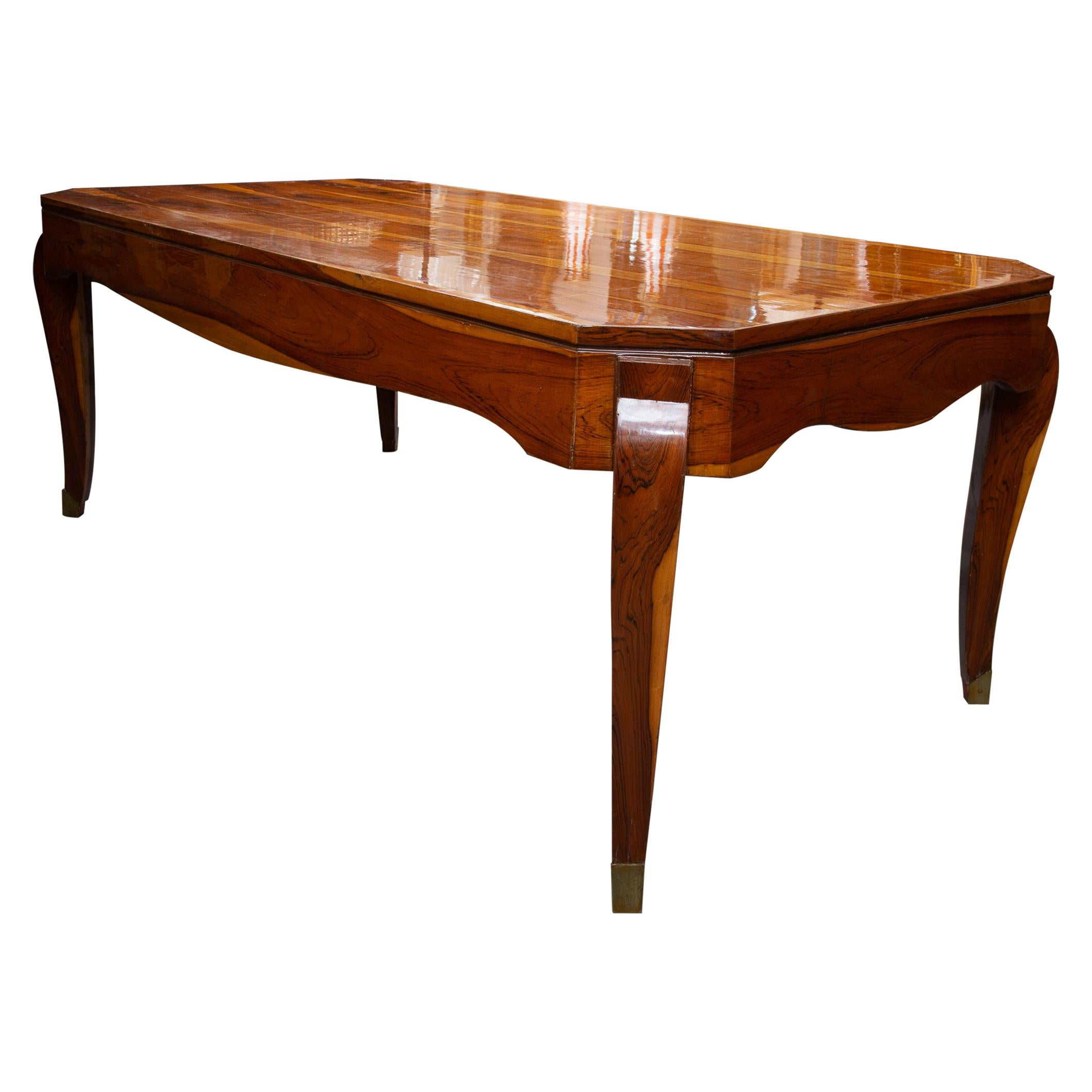 Art Deco Style Dining Table